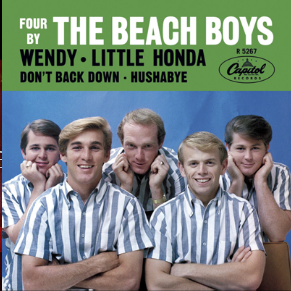WENDY-little honda