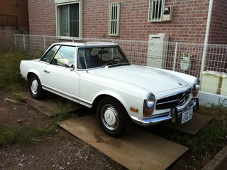Benz SL