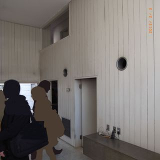 代田居間ドア側