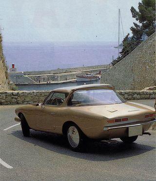 Lancia Loraymo back