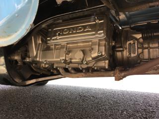 HONDA T360エンジン